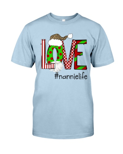 Love Nannie Life - Christmas