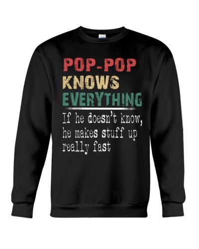 Pop-pop knows everything