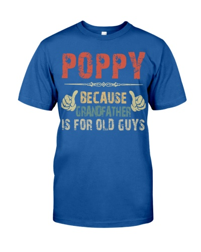 Poppy - Because Grandfather is for old guy - RV5
