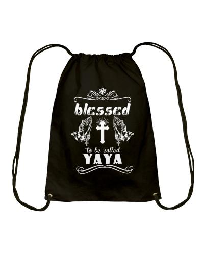 Blessed to be called yaya  prays