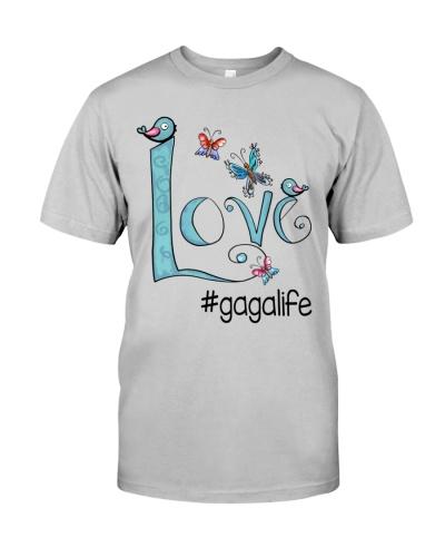 Love gaga life arts
