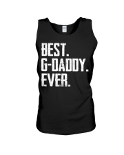 New - Best G-Daddy Ever Unisex Tank thumbnail