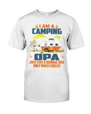 Opa - Camping Cooler Classic T-Shirt front