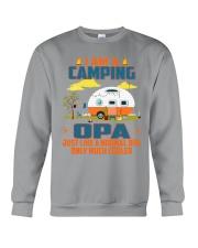 Opa - Camping Cooler Crewneck Sweatshirt thumbnail