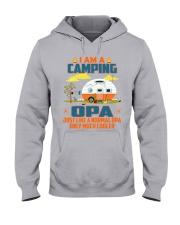 Opa - Camping Cooler Hooded Sweatshirt thumbnail