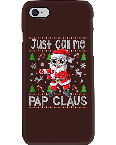 Just call me Pap claus