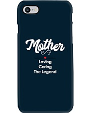 Mother Loving Caring The Legend Phone Case thumbnail