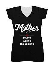 Mother Loving Caring The Legend All-over Dress thumbnail