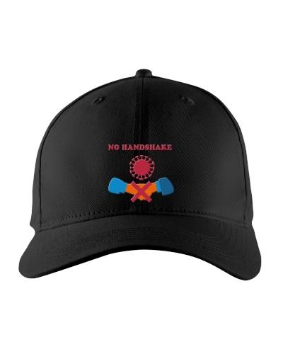 No Handshake Cap Instrument Hats - Coronavirus