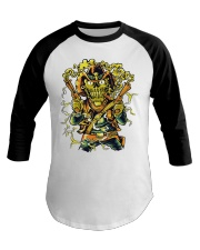 Wild Wild West  Baseball Tee thumbnail