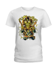 Wild Wild West  Ladies T-Shirt thumbnail