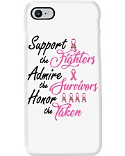 Breast Cancer Awareness Phone Case tile