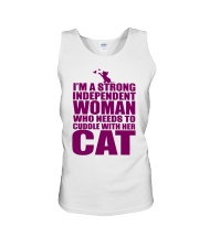 I'm A Strong Independent Woman  Unisex Tank thumbnail