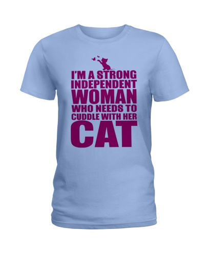 I'm A Strong Independent Woman