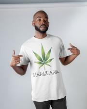 Marijuana  Classic T-Shirt apparel-classic-tshirt-lifestyle-front-32