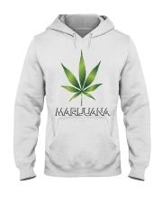 Marijuana  Hooded Sweatshirt thumbnail