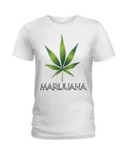 Marijuana  Ladies T-Shirt thumbnail