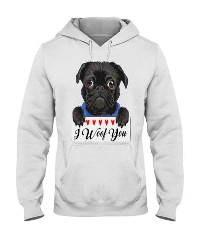Pug I Woof You