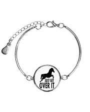 Just Get Over It  Metallic Circle Bracelet thumbnail