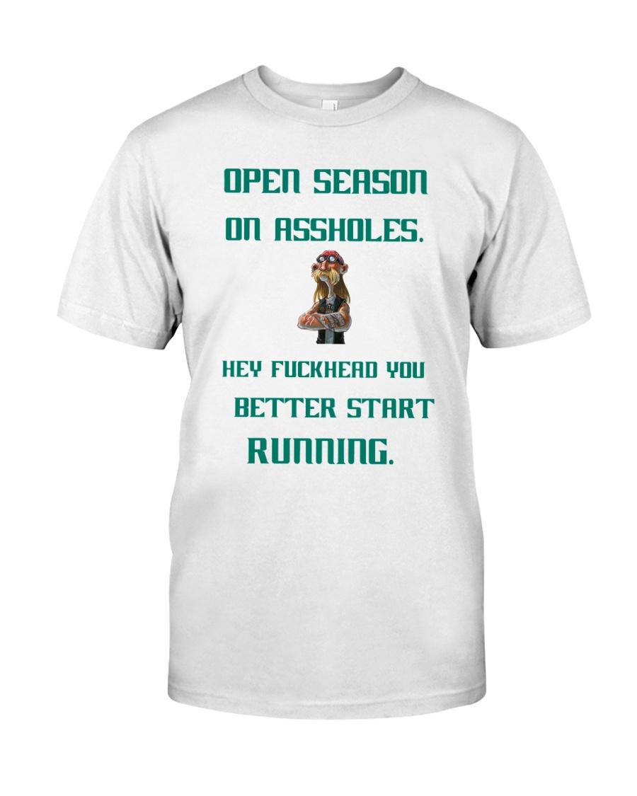 Open Season Classic T-Shirt