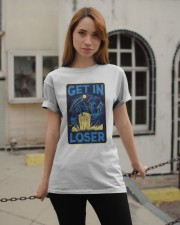 Get In Loser Classic T-Shirt apparel-classic-tshirt-lifestyle-19