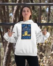 Get In Loser Hooded Sweatshirt apparel-hooded-sweatshirt-lifestyle-05