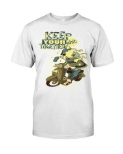 Keep Your Shit Together  Classic T-Shirt front