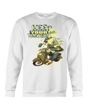 Keep Your Shit Together  Crewneck Sweatshirt thumbnail