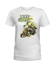 Keep Your Shit Together  Ladies T-Shirt thumbnail