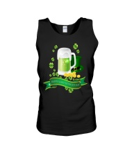 Happy St Paddys Day  Unisex Tank tile