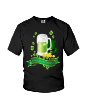 Happy St Paddys Day  Youth T-Shirt thumbnail