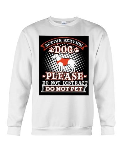 Active Service Dog