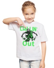 Chillin' Out Youth T-Shirt lifestyle-youth-tshirt-front-2