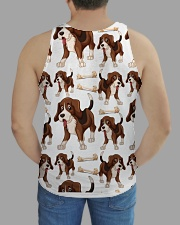 Dogs And Bones All-over Unisex Tank aos-tank-unisex-lifestyle01-back