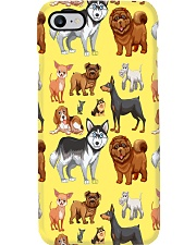 Dogs All Over Phone Case tile