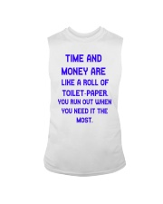 Time And Money Sleeveless Tee thumbnail