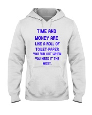 Time And Money Hooded Sweatshirt thumbnail