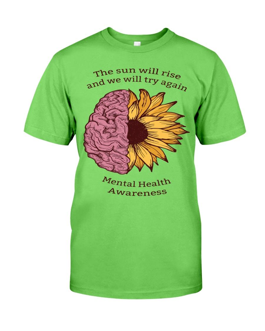 Mental Health Awareness Classic T-Shirt