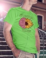 Mental Health Awareness Classic T-Shirt lifestyle-mens-crewneck-front-5