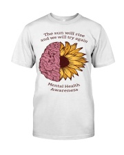 Mental Health Awareness Classic T-Shirt tile