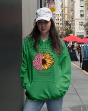 Mental Health Awareness Hooded Sweatshirt lifestyle-unisex-hoodie-front-5