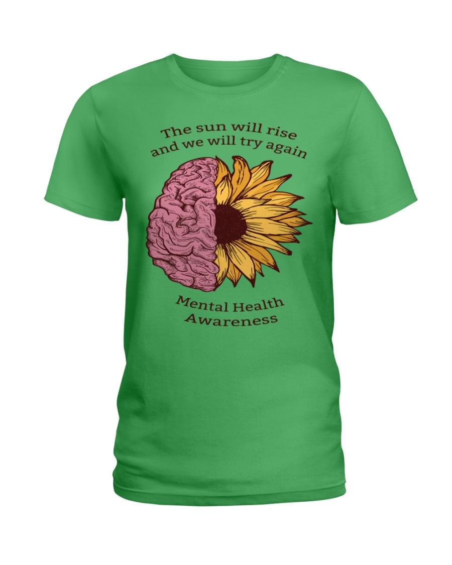 Mental Health Awareness Ladies T-Shirt