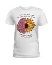 Mental Health Awareness Ladies T-Shirt tile