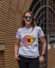 Mental Health Awareness Ladies T-Shirt lifestyle-women-crewneck-front-2