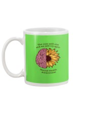 Mental Health Awareness Mug back