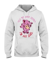 Tell Me Your Secrets Hooded Sweatshirt front