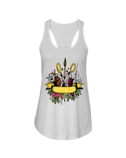 Crafty 4 Life   Ladies Flowy Tank thumbnail