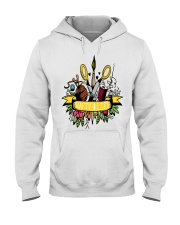 Crafty 4 Life   Hooded Sweatshirt thumbnail