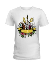 Crafty 4 Life   Ladies T-Shirt thumbnail