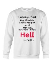 I always had my doubts Crewneck Sweatshirt thumbnail